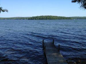 Annabessacook Lake Waterfront